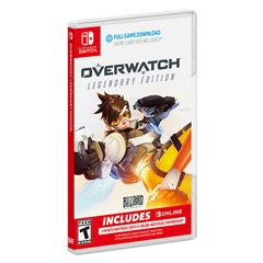 Overwatch Legendary Edition Nintendo Switch - Sanborns