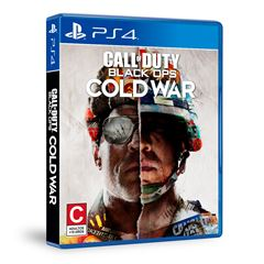 PS4 Call Of Duty Black Ops Cold War - Sanborns