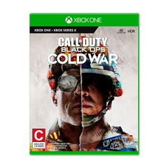 Preventa Xbox One Call Of Duty Black Ops Cold War - Sanborns