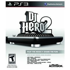 DJ Hero 2 Software PlayStation 3 - Sanborns