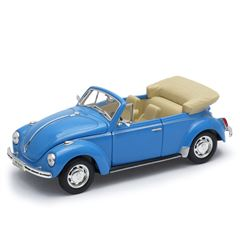 Escala 1:24 Volkswagen Beetle Convertible - Sanborns