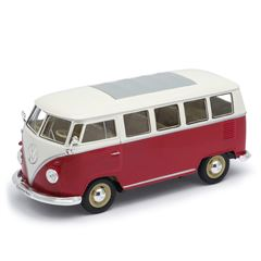 Escala 1:24 Volkswagen T1 Bus 1963 - Sanborns