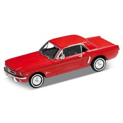 Ford Mustang Coupe 1964 esc. 1:24 - Sanborns