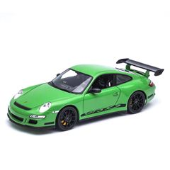 Escala 1:18 Porsche 911(997)Gt3 Rs - Sanborns