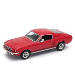 Escala 1:24 1967 Ford Mustang Gt - Sanborns