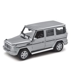 Escala 1:24 Die Cast Mercedes-Benz G-Class - Sanborns