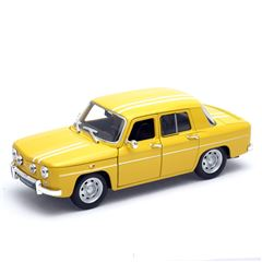 Escala 1:24 1964 Renault R8 Gordini - Sanborns