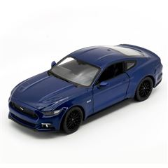 Escala 1:24 Die Cast 2015 Ford Mustang Gt - Sanborns