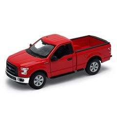 Escala 1:24 Die Cast 2015 Ford F-150 Regular Cab - Sanborns