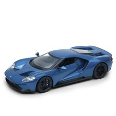 Carro Escala 1:24 Die Cast 2017 Ford Gt - Sanborns