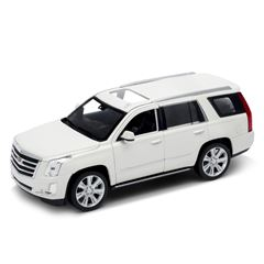 Carro Escala 1:24 Die Cast 2017 Cadillac Escalade - Sanborns