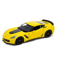 Carro Escala 1:24 Die Cast 2017 Chevrolet Corevette Z06 - Sanborns