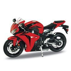 Motocicleta Escala 1:10 Die Cast  Honda 2009 Cbr1000rr - Sanborns