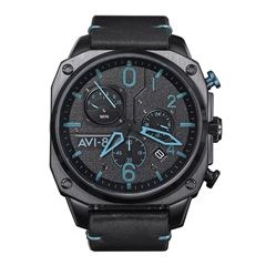 Reloj Avi-8 Av405205 para Caballero Color Negro - Sanborns