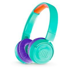 Audifonos JBL JR300BT Wireless Para Niños Menta - Sanborns
