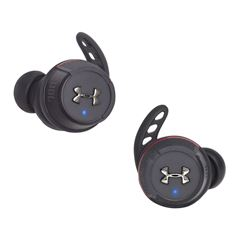 Audífonos JBL Under Armour Flash True Wireless Negros - Sanborns