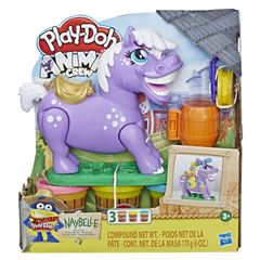 Animal Crew Naybelle Poni de Rodeo Play-Doh - Sanborns
