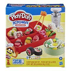 Set Sushi Playset Play-Doh - Sanborns
