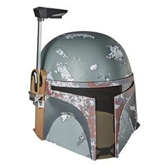 Star Wars The Black Series Boba Fett Casco electrónico premium - Sanborns