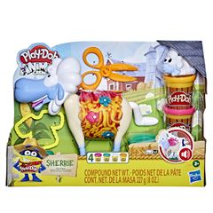 Kit de  juego Play-Doh Animal Crew  Sherrie Oveja de Granja - Sanborns