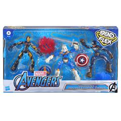 Marvel Avengers Bend and Flex - Empaque múltiple - Sanborns