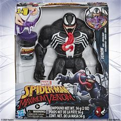 Spider-Man Maximum Venom Figura de Venom Ooze - Sanborns