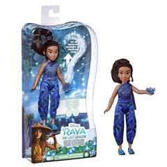 Disney Raya and the Last Dragon - Joven Raya y flor de Kumandra - Sanborns