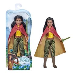 Raya and the Last Dragon de Disney -  Muñeca de Raya - Sanborns