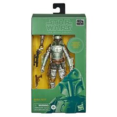Star Wars The Black Series - Colección Grafito - Figura de Boba Fett a escala de 15 cm - Star Wars: El Imperio contraataca - Sanborns