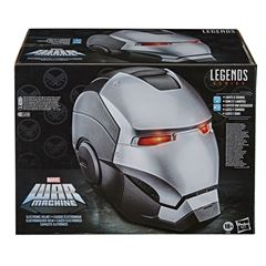 Hasbro Marvel Legends Series - Casco electrónico de Máquina de Guerra - Sanborns