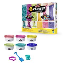Play-Doh Sand - 6 Variety - Sanborns