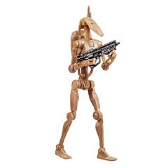 Star Wars La colección Vintage - Battle Droid - Sanborns