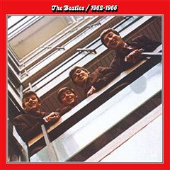 CD The Beatles- 1962-1966 Rojo - Sanborns