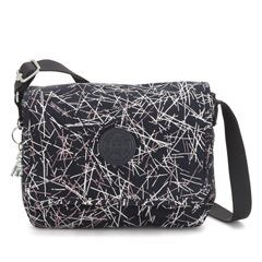Bolso cross body Kipling negro - Sanborns