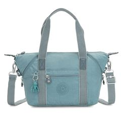 Bolsa Kipling Art Mini azul - Sanborns
