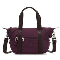 Bolsa Kipling Art Mini  vino - Sanborns