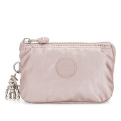 Monedero Kipling Creativity S Color Rosa Metálico - Sanborns