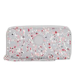 Cartera Larga de Cierre Speckled Kipling Para Dama - Sanborns