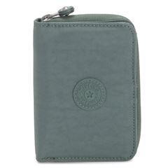 Cartera mediana Kipling Money Love verde Para Dama - Sanborns