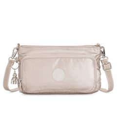 Bolsa Cross Body Metallic Glow Kipling - Sanborns