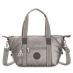 Bolsa Art Mini Carbon Metallic - Sanborns