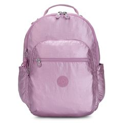 Mochila seoul metallic berry - Sanborns
