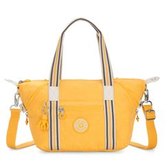 Bolso Tote Kipling  Art Mini Vivid Yellow - Sanborns