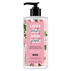 Loción corporal de Murumuru Love Beauty & Planet - Sanborns