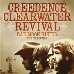 CD Creedence Cleearwater Revival- Bad Moon Rising The Collection - Sanborns