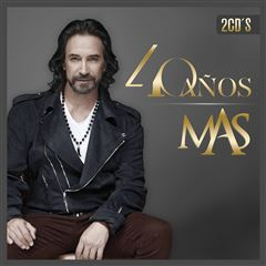 CD Marco Antonio Solis - 40 Años - Sanborns