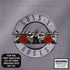 CD Guns N' Roses - Greatest Hits (Jewel Case) - Sanborns