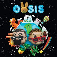 CD J Balvin y Bad Bunny- Oasis - Sanborns