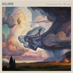 CD The Killers - Imploding The Mirage - Sanborns