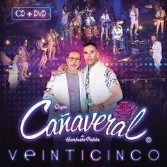 CD + DVD Cañaveral - Veinticinco - Sanborns